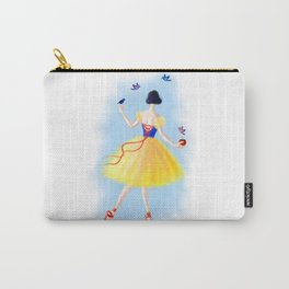 Ballerina Snow Carry-All Pouch
