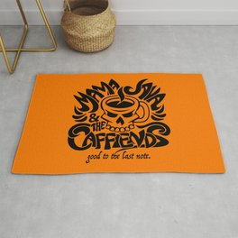 Mama Java & The Caffiends Rug