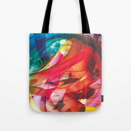 Clusters on mind #1 Tote Bag