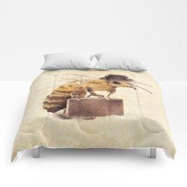 Worker Bee Comforters