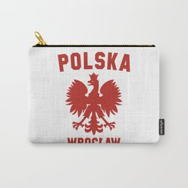 WROCLAW Carry-All Pouch