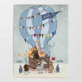 little adventure days Poster