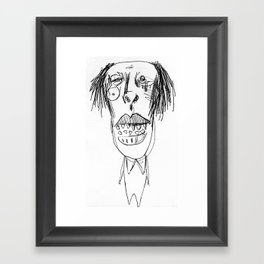 biadam Framed Art Print