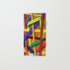 Abstract #356 Hand & Bath Towel