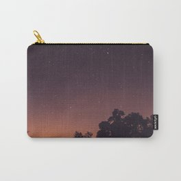 Sunset stars Carry-All Pouch