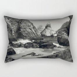 Cabo de roca beach Rectangular Pillow