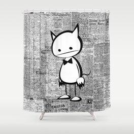 minima - au diable Shower Curtain
