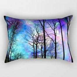 fantasy sky Rectangular Pillow