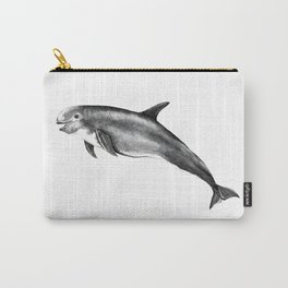 Risso's Dolphin Carry-All Pouch