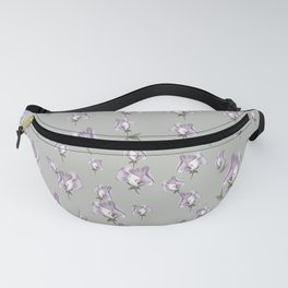 Sweet pea floral motif Fanny Pack