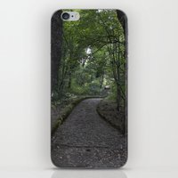 italian iPhone & iPod Skins featuring Italian forest by F130284