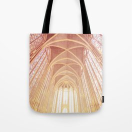 Saint Chapelle Paris Tote Bag