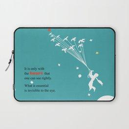 LITTLE PRINCE -Le petit prince- art poster Laptop Sleeve