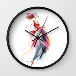 manikensis Wall Clock