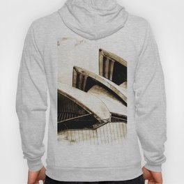 Sydney Opera House  Collection IV Hoody