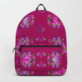 Victorian Rain Backpack