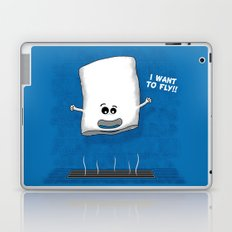 I want to fly Laptop & iPad Skin