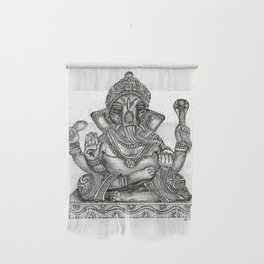 Remover of Obstacles Wall Hanging