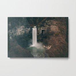 Taughannock Falls - Trumansburg, NY, USA Metal Print