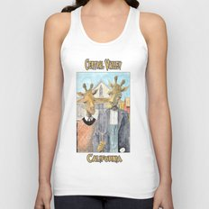 Central Valley California Unisex Tank Top