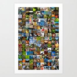 jaymee 2 Art Print