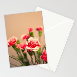 Carnation II Stationery Cards