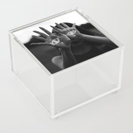 Seeing is Touching Acrylic Box