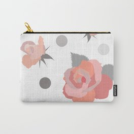 Tickle Me Rose Carry-All Pouch