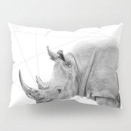 rhino Pillow Sham