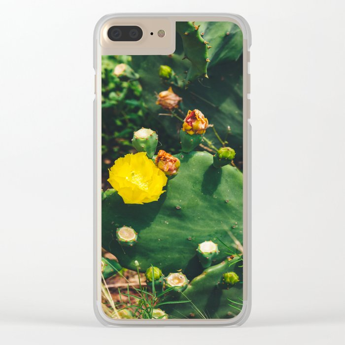 Gimme All Your Love Clear iPhone Case