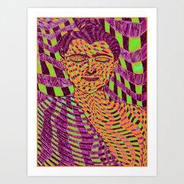 siddhartha gauthama the great buddha Art Print