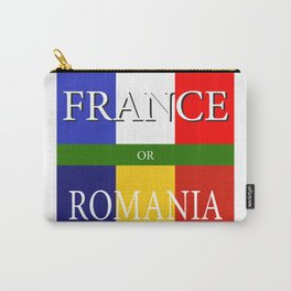 FRANCE or ROMANIA - UEFA Euro 2016 Carry-All Pouch