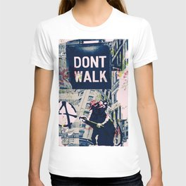 Don't Walk with Rats T-shirt