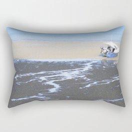 Beach & Boat Rectangular Pillow
