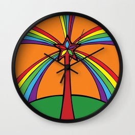 Card V – Intùiti Collection Wall Clock