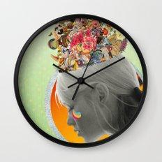 Inside of Me Wall Clock