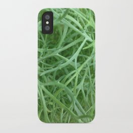 Wire Plant iPhone Case
