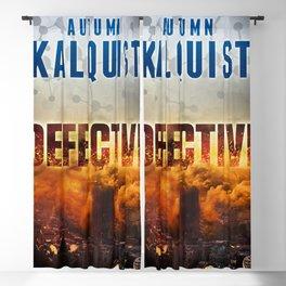Defective Apocalypse Blackout Curtain