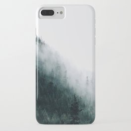 Foggy PNW iPhone Case