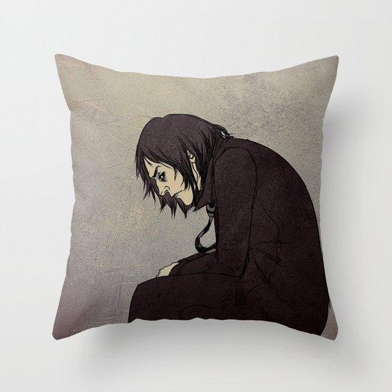 severussnape Throw Pillow