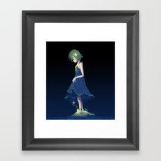 Under the Starry Sky Framed Art Print