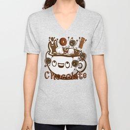 Hot Chocolate! Unisex V-Neck