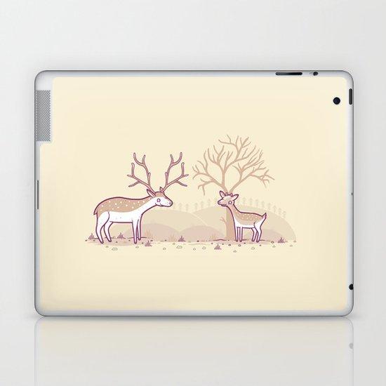 Growing up fast Laptop & iPad Skin