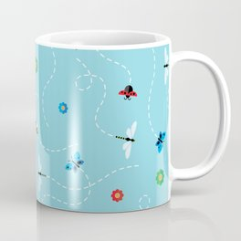 Flight of the Insects Coffee Mug