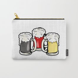 Beer German Flag Germany Present Gift Carry-All Pouch