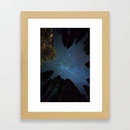 Yosemite Sky Framed Art Print