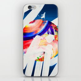 REALITY - A LIE TRY iPhone Skin