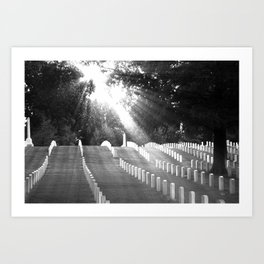 The Unknown Soldiers Art Print