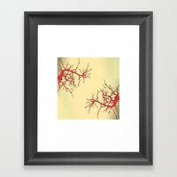 branches#03 Framed Art Print