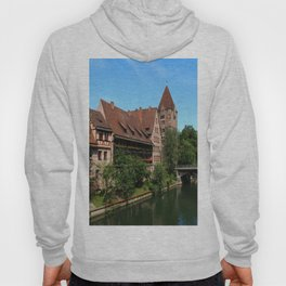 At The Pregnitz - Nuremberg Hoody